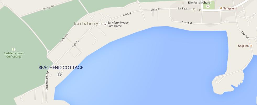 Elie Cottage Cottages To Rent In Fife Scotland