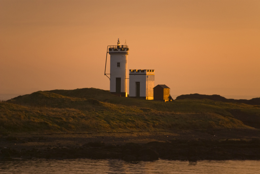Elie Light House