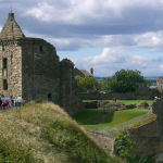st andrews castle by wikimedia.org