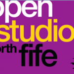 Open Studios North Fife Logo
