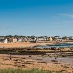 panorama of seaside